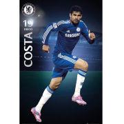 Chelsea Costa 14/15  - Maxi Poster - 61 x 91.5cm