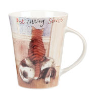 Alex Clark Flirt Mug Pet Sitting Service - Multi