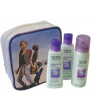 KMS California Save It With Colorvitality Travel Kit (3 Products)