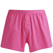 Bjorn Borg Men's Woven Boxers - Shocking Pink