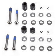 Avid Post Spacer Set XX - 20 S - Rear 160 - (Inc. Ti Caliper Mounting Bolts)
