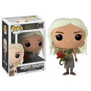 Game Of Thrones Daenerys Targaryen Pop! Vinyl Figure - Action Figures - New