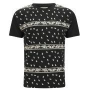 Humor Men's Luga T-Shirt - Jet Black