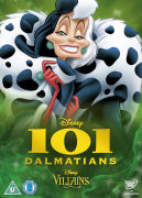 101 Dalmatians - Disney Villains Limited Artwork Edition