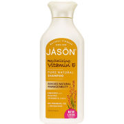 Jason Vitamin E With A & C E Shampoo (480ml)