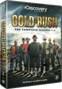 Gold Rush - Seasons 1-3