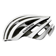 Carrera Razor Road Helmet Gloss White/Silver