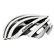 Carrera Razor 2014 Road Helmet - White/Silver