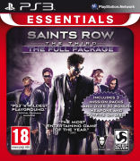 Saints Row The Third: The Full Package (Essentials)