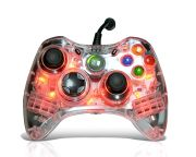 AfterGlow Wired Xbox 360 Controller - Red