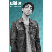 All Time Low Alex Solo - Maxi Poster - 61 x 91.5cm