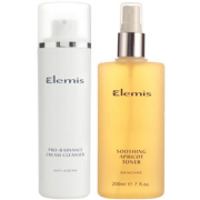 ELEMIS ANTI-AGEING CLEANSING DUO - PRO-RADIANCE