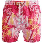 Oiler & Boiler Men's Classic Swim Shorts - Caribbean Pink