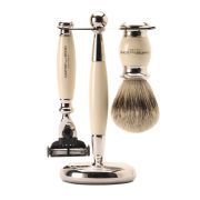 Carter and Bond 3 Piece Classic Mach 3 Shaving Set