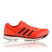 adidas Men's Adizero Adios Boost Trainers - Infra Red/Black/White