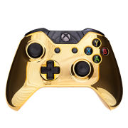 Xbox One Wireless C3-PController - Chrome Gold