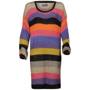 nümph Womens Iza Stripe Jumper - Aura