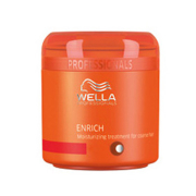 Wella Professionals Enrich Moisturising Treatment For Fine To Normal Hair (500ml)