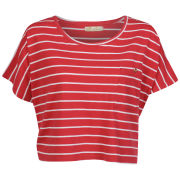 Brave Soul Women's Sally T-Shirt - Red