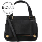 Rupert Sanderson Exclusive to Harper's Bazaar Leather Leonora Bag - Printed Grain Calf