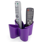 J-Me Cozy Remote Control Tidy - Purple