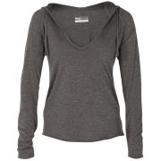 Lija Women's Pullover Hoody - Heather Grey