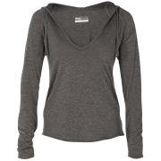 Lija Women's Pullover Hoody - Heather Grey