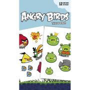Angry Birds Characters - Tattoo Pack