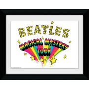 The Beatles Magical Mystery - Collector Print - 30 x 40cm