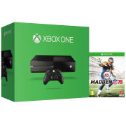 Xbox One Console - Includes Madden NFL 15 and Extra Xbox One Wireless Controller