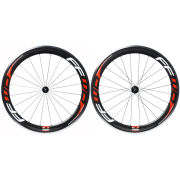 Fast Forward F6R Clincher Road Wheelset - Black