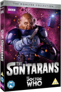 Doctor Who: The Monster Collection - Sontarans