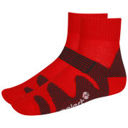 Gelert Men's Multisport Active Socks - Vivid Red