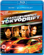 The Fast and the Furious: Tokyo Drift (Bevat UltraViolet Copy)