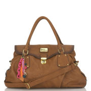 Paul's Boutique Women's Bridget Classic Bowler Bag - Tan