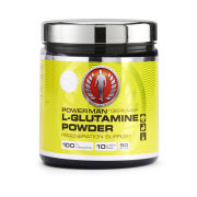 Powerman L-Glutamin 100% Powder