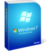 Microsoft Windows 7 Professional wSP1, 32-Bit - OEM
