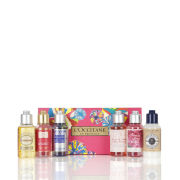 L'Occitane 6 Piece Shower Gel Collection (Worth £31.50)