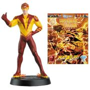 DC Comics Superhero Kid Flash Collector Magazine with Action Figure