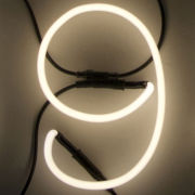 Seletti Neon Font Shaped Lamp - 9