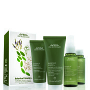 Aveda Botanical Kinetics Infinity Air Skincare Kit - Dry/Normal (4 Products)