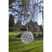 Aria Solar Crystal Hanging Ball