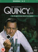 Quincy, M.E. - Seizoen 1 en 2 [Box Set]