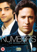 Numb3rs - Complete Season 2 [Repackaged]