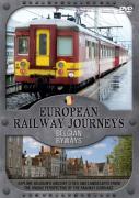 European Railway Journeys - Belgian Byways