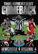 Newcastle 4 - 4 Arsenal - 5th February 2011