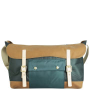 Tent Large Satchel - Racing Green