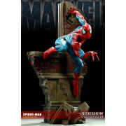Sideshow Collectables Spider Man Comiquette Statue
