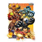 Skylanders Giants Characters - Lenticular Poster - 47 x 67cm
