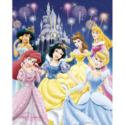 Disney Princess Glamour - Mini Poster - 40 x 50cm